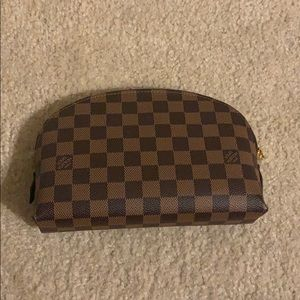 Louis Vuitton GM cosmetic pouch